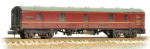 Farish 374-130B BR Mk.1 GUV Maroon (Weathered)